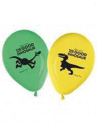 8 ballonger från Den snälla dinosaurien™