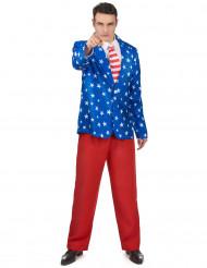 Mr America - utklädnad vuxen