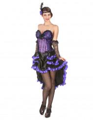 Saloon - utklädnad för vuxna till maskeraden