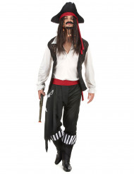 Pirat Maskeraddräkt Man