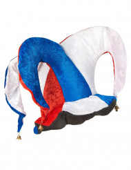 Frankrikesupporter Gycklarehatt Vuxen