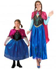 Lilla och stora Anna Frost™ - Pardräkt för vuxen och barn
