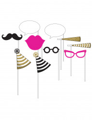 10 Photo Booth accessoarer