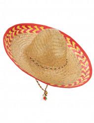 Mexikansk hatt för vuxna