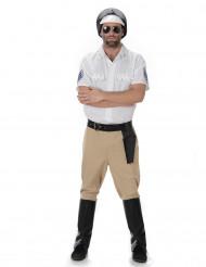 MC-polis kostym man