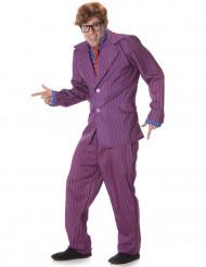 Hemlig agent kostym man