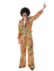 Hippie-kostym man