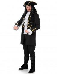 Tyrann Von Skräck - Stilig piratdräkt för vuxna