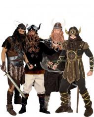 Vikingaklan - Gruppdräkt för vuxna