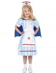 Vintage sjuksköterskedräkt barn