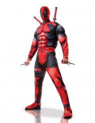 Maskeraddräkt vuxen lyx Deadpool™