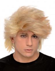 Artisten - Blond peruk för vuxna