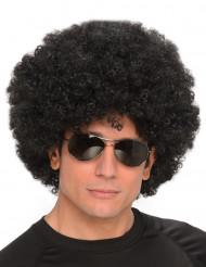 Klassisk discoafro - Maskeraddräkt för vuxna