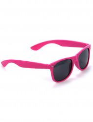Retrobrillor i rosa för vuxna