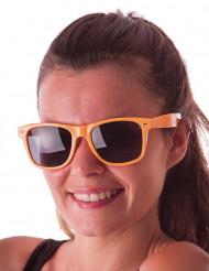 Neonorangea glasögon vuxen