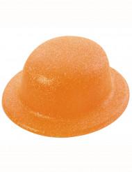 Orangeglittrigt plommonstop vuxen