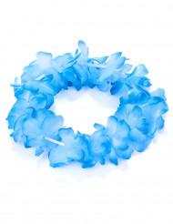 Blå Hawaiiarmband