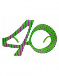 Gröna glasögon 40 år