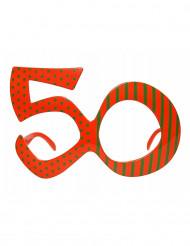 Orangea Glasögon 50 år