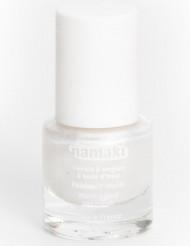 Vitt nagellack som är vattenbaserat 7,5 ml Namaki Cosmetics®
