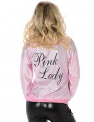 50-talsjacka i rosa