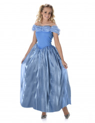 Prinsessdräkt Blå Vuxen