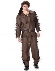 Trapper Man Maskeraddräkt