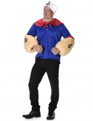 Matros med muskler Man