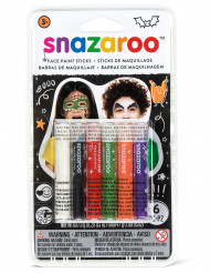 6 Sminkstift Halloween Snazaroo™