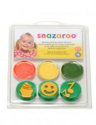 Minikit med smink, kalas, Snazaroo™