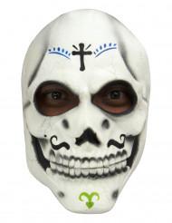 Skelettmask, Dia de los Muertos, vuxen