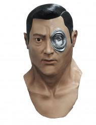 Cyborg T1000 Terminator® Genisys™-mask för vuxna