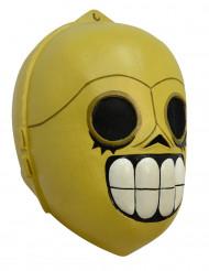 Droidmask i Dia de los Muertos-stil till Halloween
