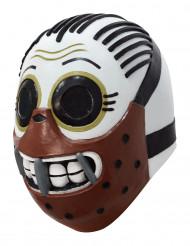 Kannibal - Dia de los Muertos-mask till vuxna