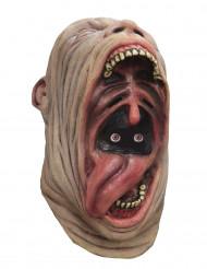 Heltäckande animerad Mask med stor mun för vuxen