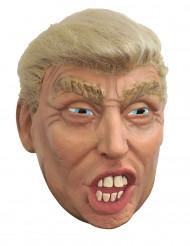 Heltäckande Donald Trump mask för vuxen