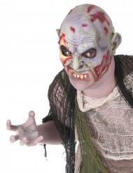 Zombie-mask för vuxen