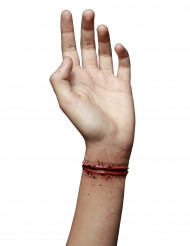 Avskuten handled - Fejksår förvuxna till Halloween
