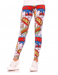 Leggings comics