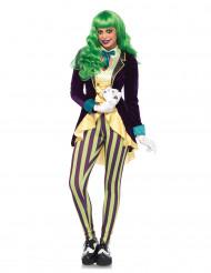 Ond jokerdräkt för vuxna till Halloween
