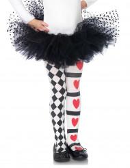 Harlekinens strumpbyxor - Maskeradtillbehör för barn