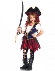Bedårande piratklänning - Maskeradkläder för barn