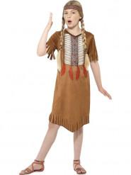 Flaxande korpen - Indiandräkt för barn