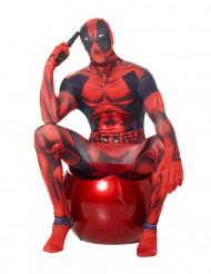 Maskeraddräkt Morphsuits™ Deadpool klassisk vuxen