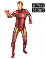 Maskeraddräkt Morphsuits™ Zapper Iron Man vuxna