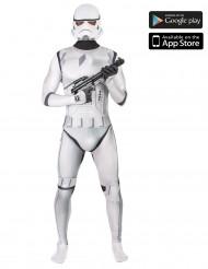 MaskeraddräktMorphsuits™Zapper Stormtrooper vuxen