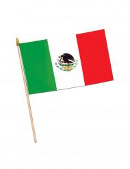 Mexikansk flagga 43x30 cm