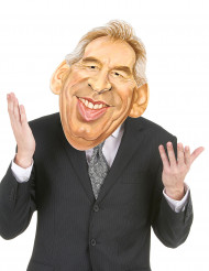 Mr. François Bayrou mask av kartong