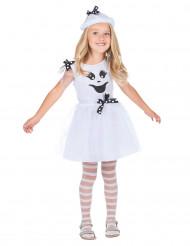 Spökdräkt för barn till Halloween