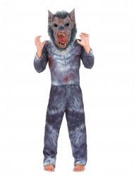 Varulv - Halloweendräkt för barn